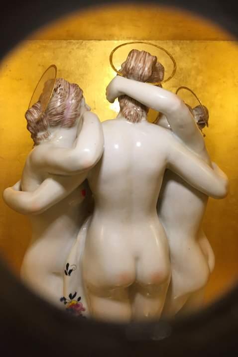 Dana Widawski · Figures de Décoration No. 4 · 2019