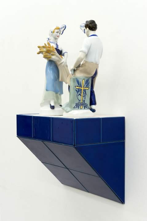 Dana Widawski · Figures de Décoration Nr. 2 · 2019